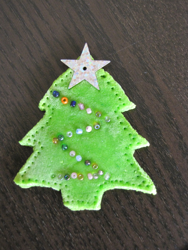 if you can bake cookies you can also make salt dough christmas ornaments a cheap and crafty activity that will turn your christmas tree in a beautiful
